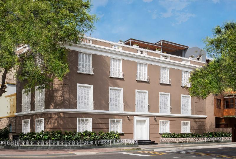 Manor House Lima - Building Facade - MANOR HOUSE LIMA - Apartment 3 - Miraflores - rentals