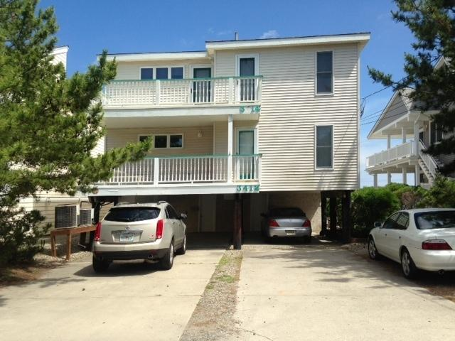 3412 Wesley rear - 3412 Wesley Avenue 1st Floor 117238 - Ocean City - rentals