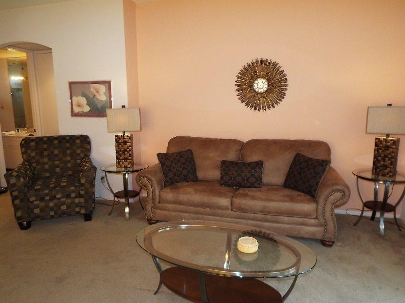 Living Room - Desert Princess One Bedroom #496 - Palm Springs - rentals