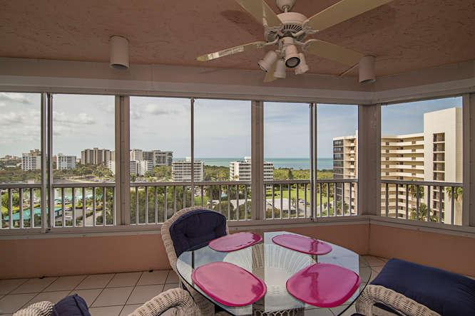 Lanai - Gulf Breeze - Naples - rentals