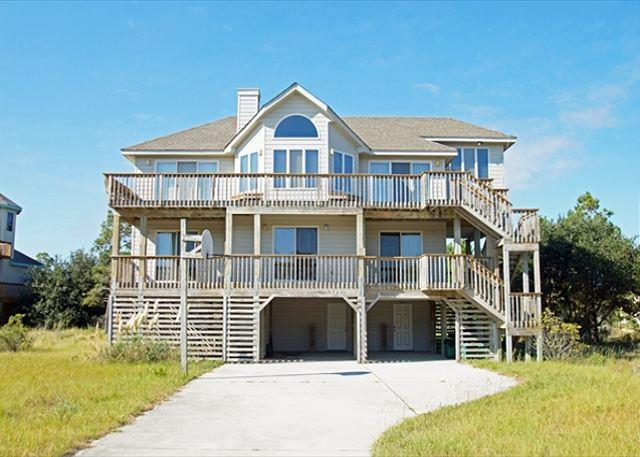 full size photo 0 - WH1022- APRIL COTTAGE; 4BDRM HOME CLOSE TO BEACH! - Corolla - rentals