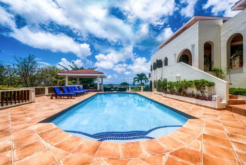 St. Martin Villa 132 Direct Access To Baie Rouge Beach. Can Be Rented As A 1-3 Bedroom Villa. - Image 1 - Terres Basses - rentals