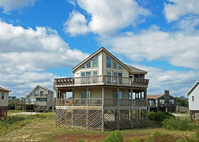full size photo 0 - KH5111- BELL HAVEN II; 5 BDRM HOME W/ OCEAN VIEWS! - Kitty Hawk - rentals