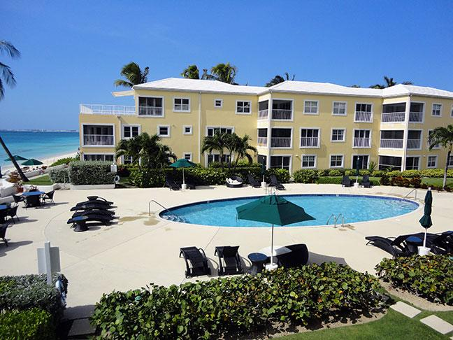 Regal Beach Ocean and Pool View - Regal Beach 3 BR Oceanfront - George Town - rentals