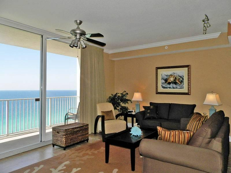 Tidewater Beach Resort #1703 - Image 1 - Panama City Beach - rentals