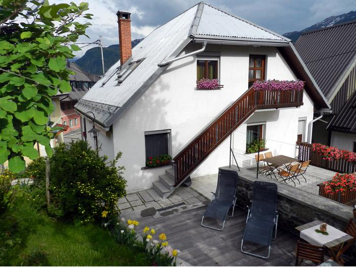 Apartment Maja  - A nice apartment in Bovec with a view of the mountains - Bovec - rentals