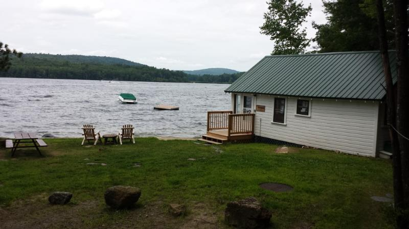 #3 Paugus Bay Waterfront Cottage, Cozy & Secluded - Image 1 - Laconia - rentals