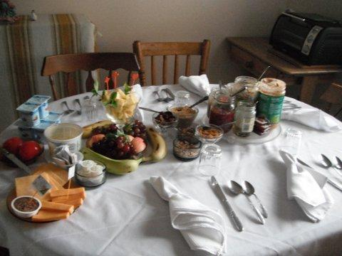 Breakfast - Close to the Basilica Notre-Dame Cathedral - Ottawa - rentals