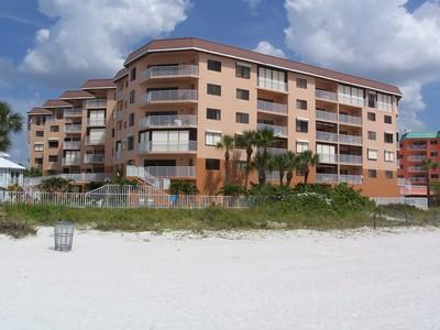Beach Palms Condominium - 8/30/14 - 9/06/14 $699!! - Indian Shores - rentals