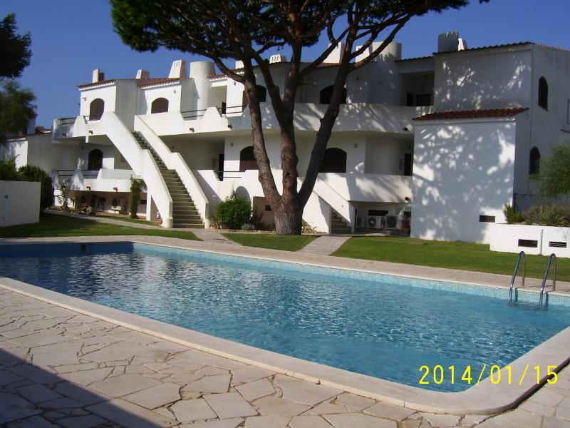 pool - Nice apartment near the beach in Albufeira for 4 peoples - Albufeira - rentals