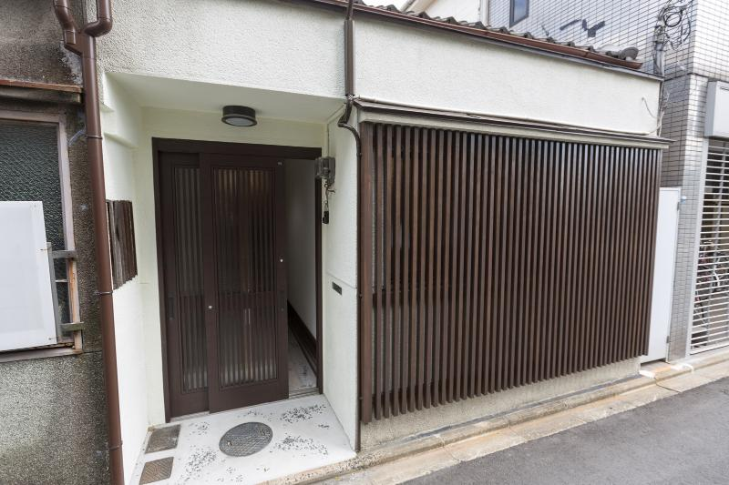 Our lovely town house - Traditional Town House with Garden near Kyoto Station - Kyoto - rentals