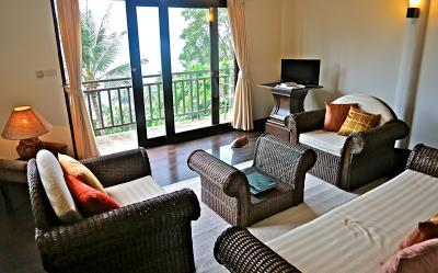Apartment at the Intercontinental Resort - Image 1 - Taling Ngam - rentals
