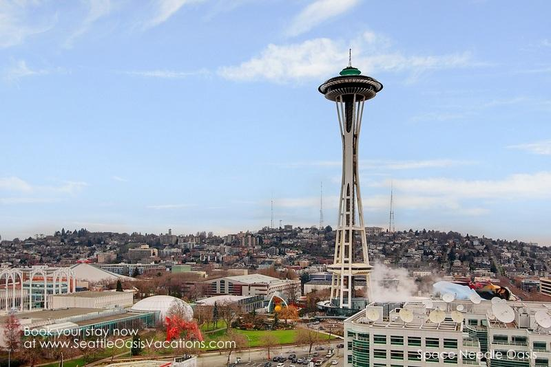 2 Bedroom Space Needle Oasis-Free Parking on all stays! - Image 1 - Seattle - rentals