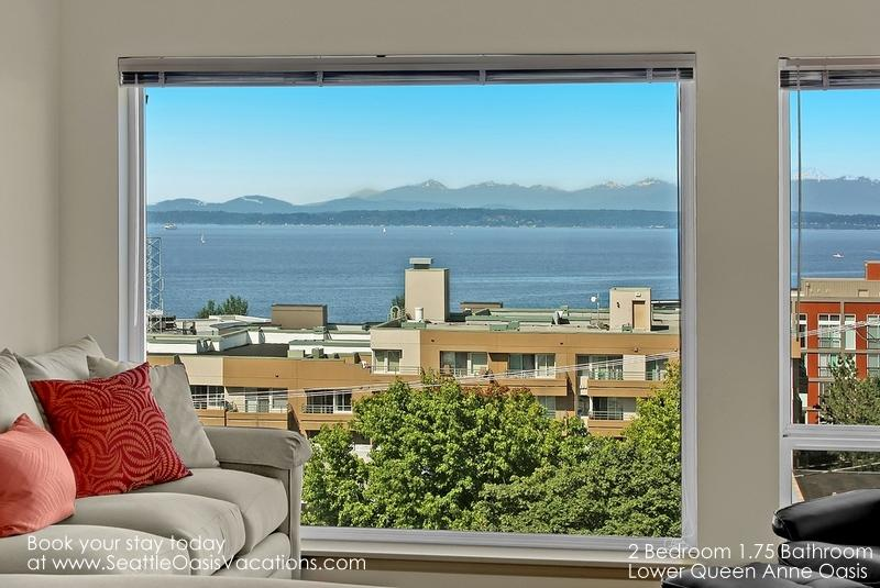 2 Bedroom 2 Bath Lower Queen Anne Oasis--Email for Reduced Rates! - Image 1 - Seattle - rentals