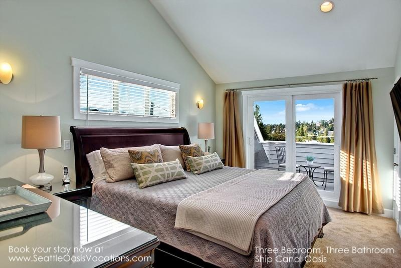 3 Bedroom 3 Bath Ship Canal Oasis.  Last Summer Dates 8/25-28! - Image 1 - Seattle - rentals