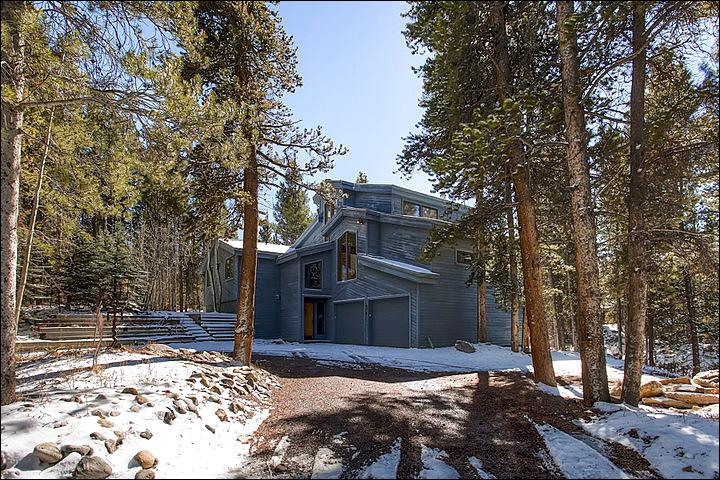 Secluded High Point House - Newly Remodeled - Nestled in the Forest (13245) - Breckenridge - rentals