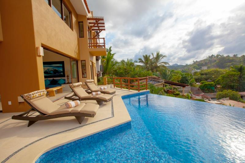 Super Sayulita Villa close to everything! - Image 1 - Sayulita - rentals