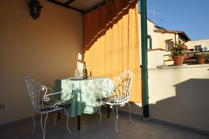 Terrace - Nice apartment with excellent location - Florence - rentals