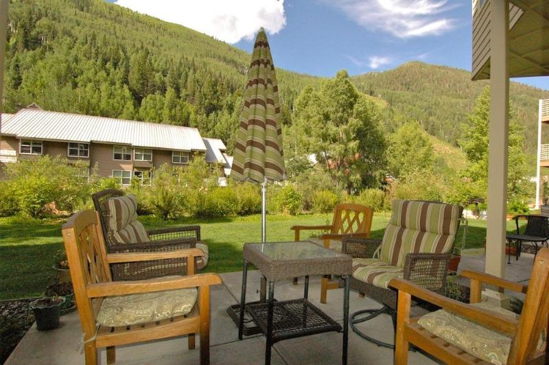 Lovely 1B Condo On River Trail. Hot Tub/Pool. - Image 1 - Telluride - rentals