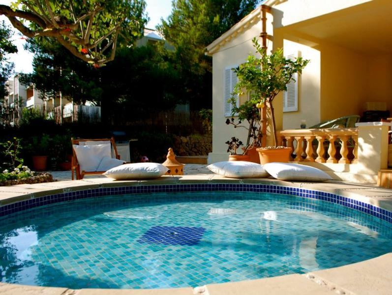 Splash Pool - 6 person villa in Port de Pollenca Mallorca SPAIN - Port de Pollenca - rentals