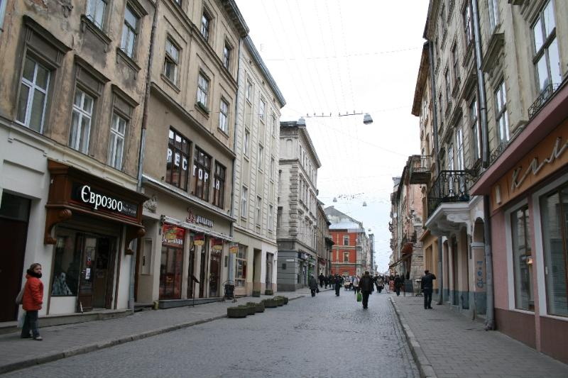 Halitska - Appartment in the center of Lviv Halitska str., 10 - Lviv - rentals