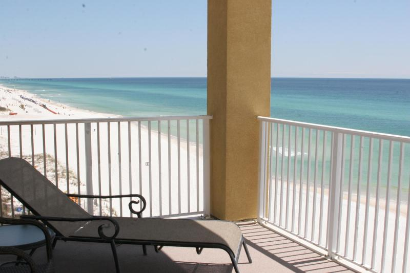 Corner Unit with amazing view! - GULF FRONT: Georgous 3/3; Tropic Winds; Booking Spring and Summer now!! - Panama City Beach - rentals