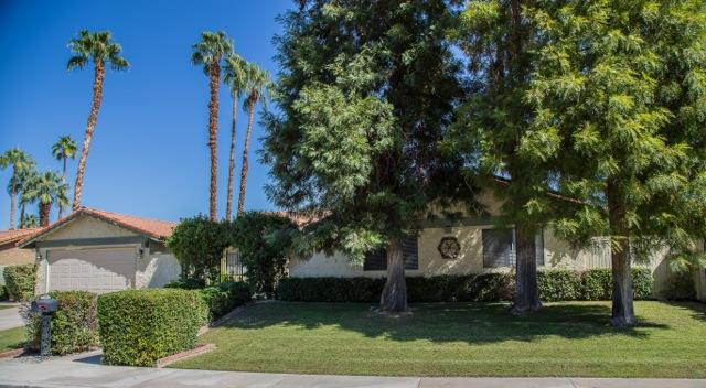 Front of House - Spacious Palm Springs Home - Palm Springs - rentals