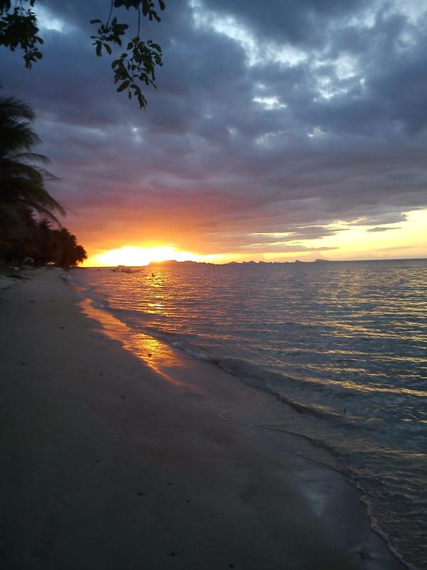 What a way to end your day - Reggae Beach bamboo bungalow6 - Koh Samui - rentals