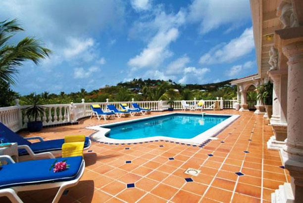St. Martin Villa 154 Beautiful Deluxe Villa Within Walking Distance Of Orient Beach, The St. Tropez Of The Caribbean. - Image 1 - Orient Bay - rentals