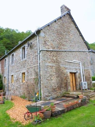 View of @ La Porte Jaune Self Catering in Brittany - Brittany Gite Sleeps 6/8 near Carhaix & Callac - Callac - rentals