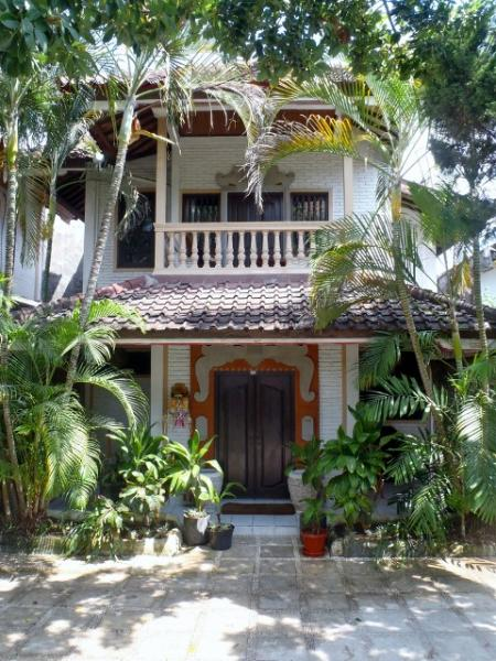 Outside view - Bali Villa-Bungalow.  Private, Quiet, Safe. - Kuta - rentals