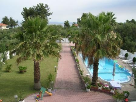 Luxurious Villa in Halkidiki Greece - Image 1 - Pefkohori - rentals