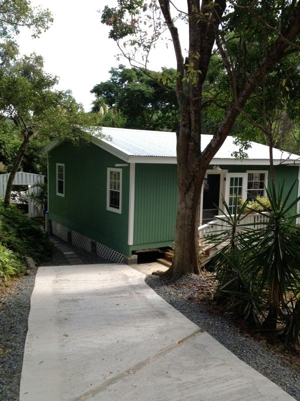 """cottage - """"Hibiscus""""-Little Fountain Cottage - Christiansted - rentals"""