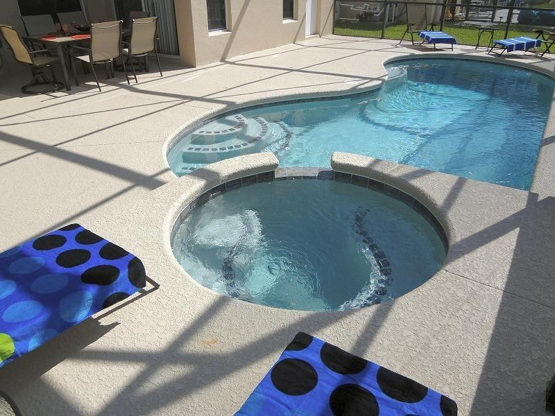 Private Pool & Spa - South Facing - Jasmine's Luxury Villa - Kissimmee - Spa & South - Kissimmee - rentals