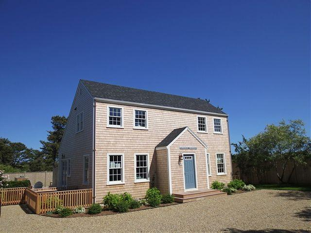 The exterior of 38 Surfside (aka: The Monkey Barrel!) - Newly Renovated Home For Family or Large Group! - Nantucket - rentals