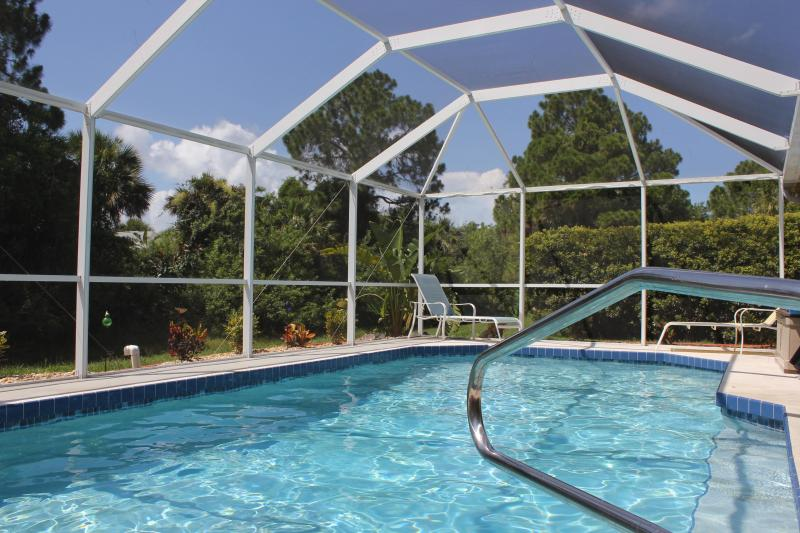 Absolute privacy - Beautiful home with private pool - Rotonda West - rentals