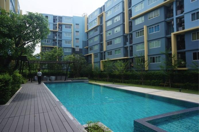 Access to common swimming pool - Cozy apartment near Patong beach - Kathu - rentals