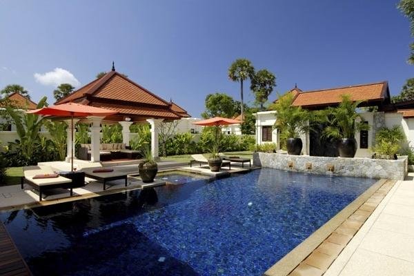 Traditional Balinese luxury villa in Bang Tao Beach - Image 1 - Thalang - rentals