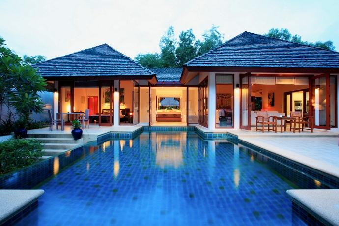 Thai Bali luxury villa walk to Bang Tao beach - Image 1 - Thalang - rentals