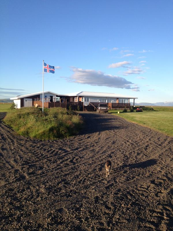 Tradarland luxury country house in south part of Iceland - Image 1 - Hvolsvollur - rentals