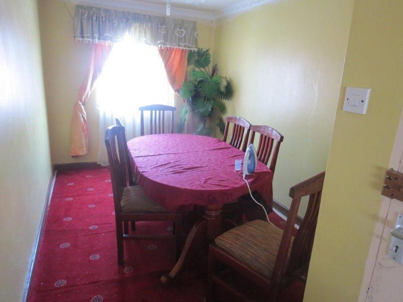 Dinning room  - Luxury Furnished 3bedroom Apartment Nyayo Embakasi - Nairobi - rentals
