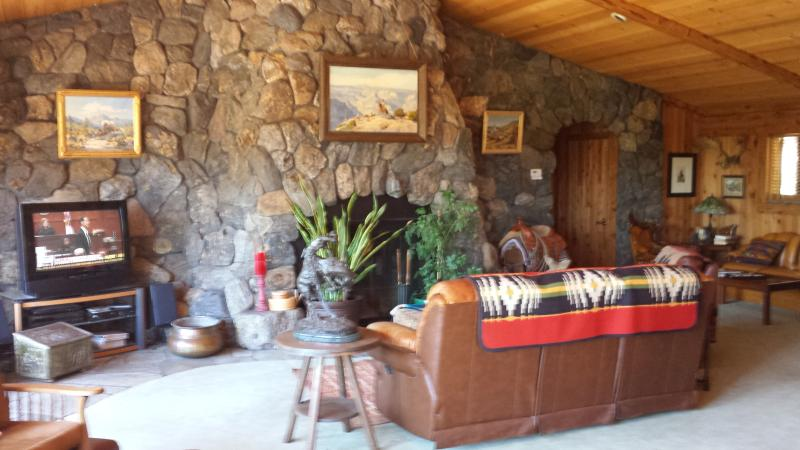 Warm up here! - Beautiful Mother Lode Lodge - Mokelumne Hill - rentals