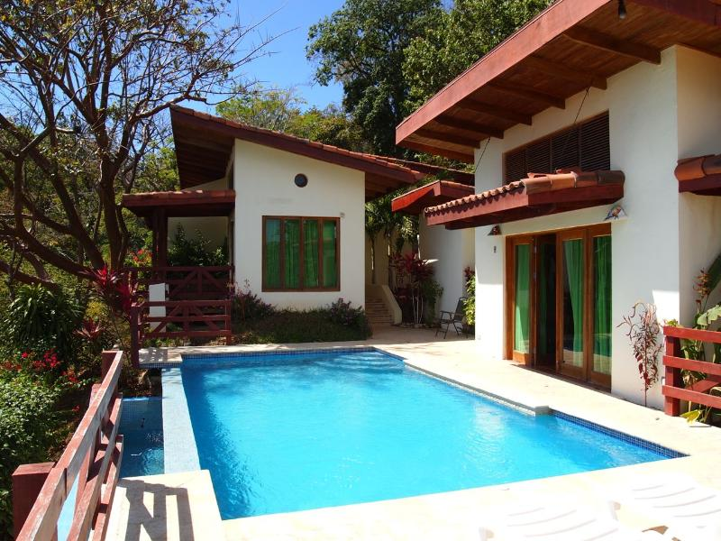 House and Pool - Quinta de la Paz - Your Own Slice of Paradise - Playa Samara - rentals