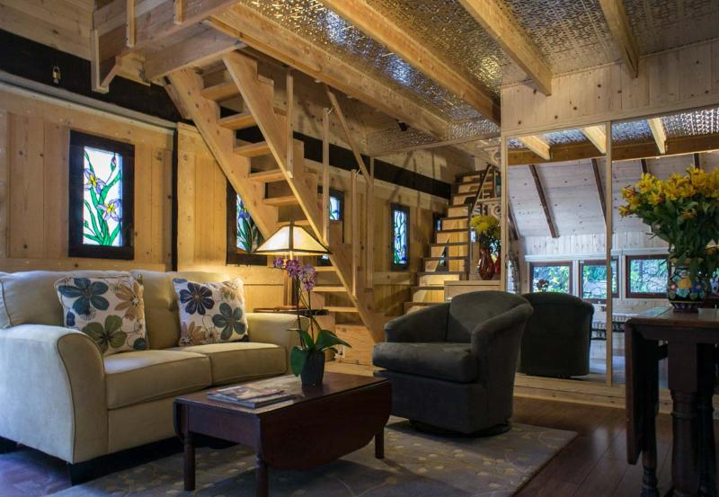 Main living area - Brand New Under the Hollywood Sign - Hollywood - rentals
