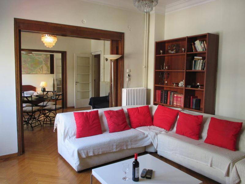 CityBreak Apartment, Athens Downtown, Metro, Wifi - Image 1 - Athens - rentals