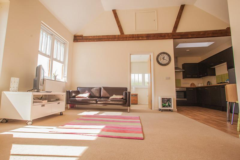 Southcourt  - Stunning 1 bed converted Loft apartment, sleeps 4 - Worthing - rentals