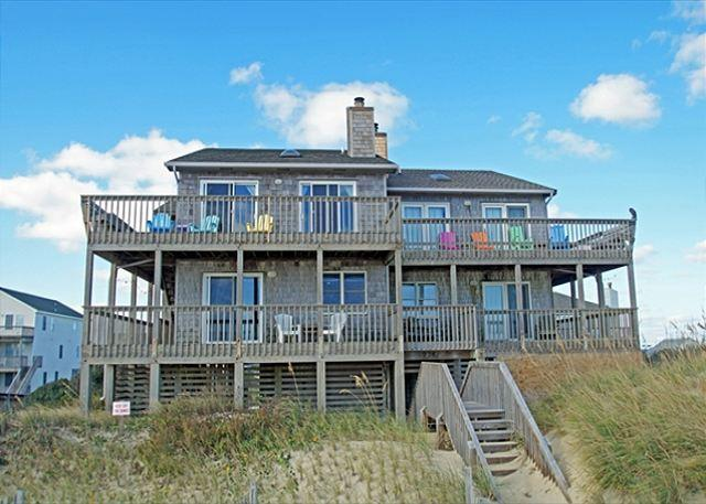 SN9241- ATLANTIC HORIZONS; PET FRIENDLY OCEANFRONT - Image 1 - Nags Head - rentals