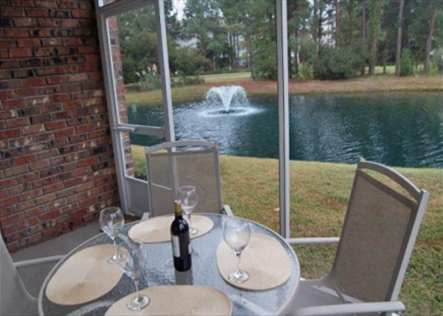 View - Gorgeous Lakeview Condo in Massivie Barefoot Golf Resort.  Great Location! - North Myrtle Beach - rentals