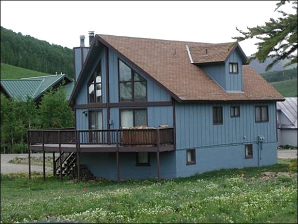 Charming Mountain Retreat - Comfortable, Pet-Friendly Home - Perfect for Budget-Minded Travelers (1386) - Crested Butte - rentals