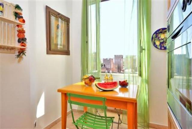 Rome One Bedroom in Termini Station Key 447 - Image 1 - Rome - rentals